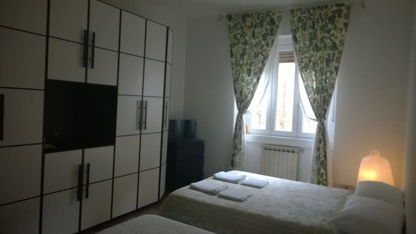 Central cosy flat with WI FI - Trieste - Appartement