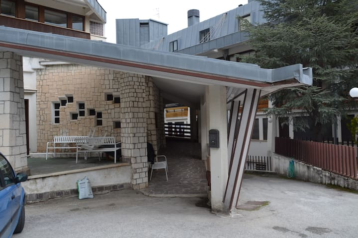 Appartamento in Residence - 羅卡迪梅佐(Rocca di Mezzo) - 公寓