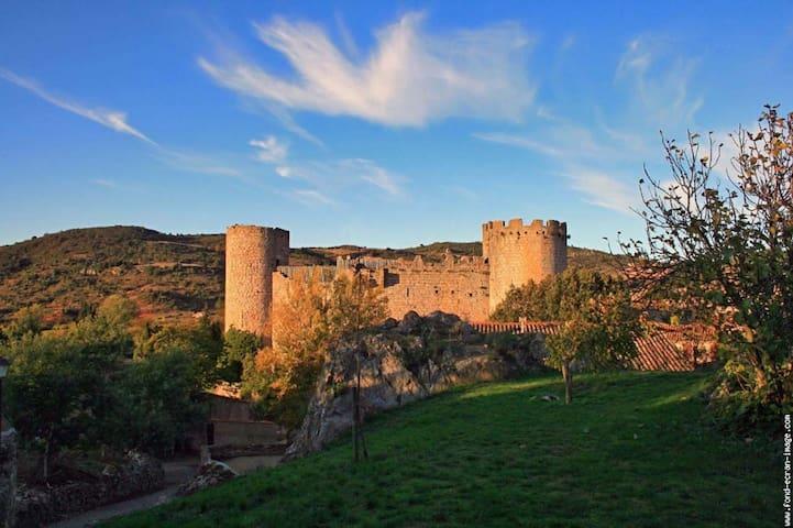 Gîte châteaux cathares - Villerouge-Termenès - Daire