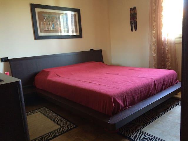 Camera Matrimoniale Accogliente vicino a Marostica - Provinciale Gasparona - 獨棟