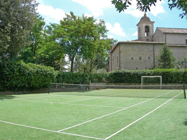 San Francesco - San Francesco 1, sleeps 2 guests - Lugnano In Teverina