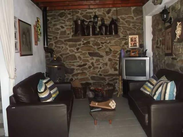 Casa Rustica de campo - Vila Real - 獨棟