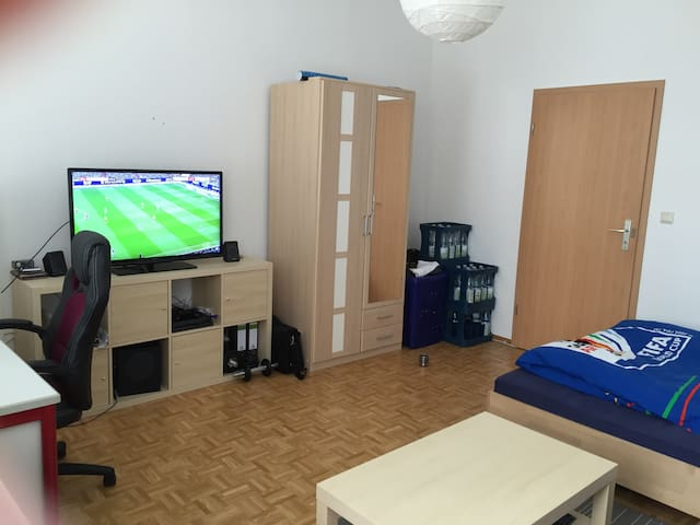 Fully equipped room in city center - Mannheim - Leilighet