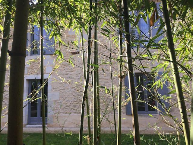 Villa Marcel - Piscine, spa, sauna, billard - Cérons - Haus