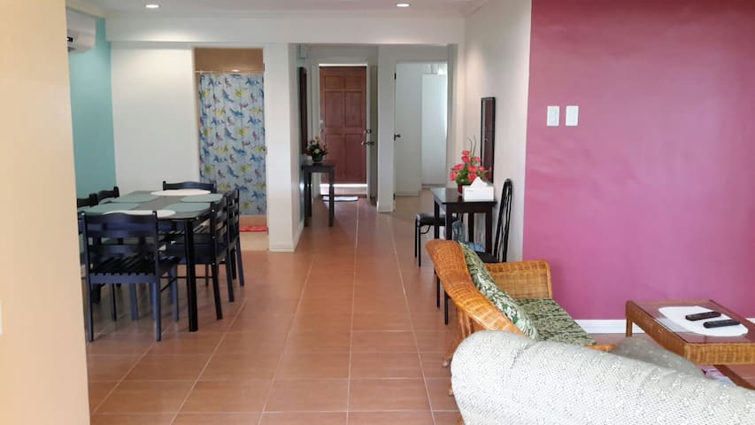 Subic vacation nest at it's best!!! - Subic Bay Freeport Zone - Huis