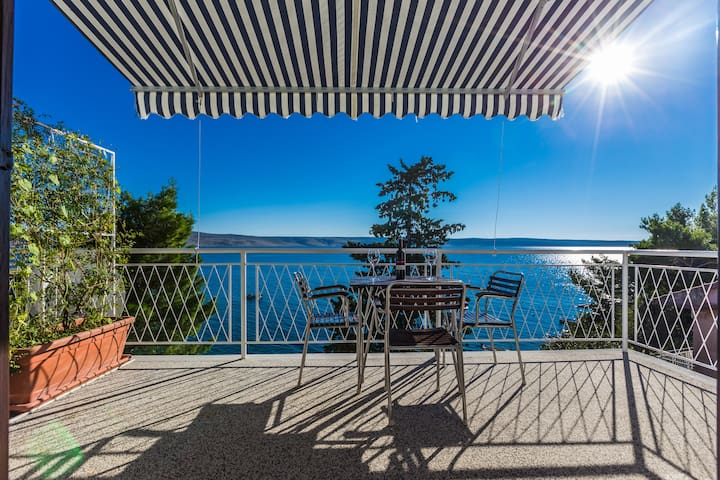 Apartment for 2 people - Starigrad - Huis