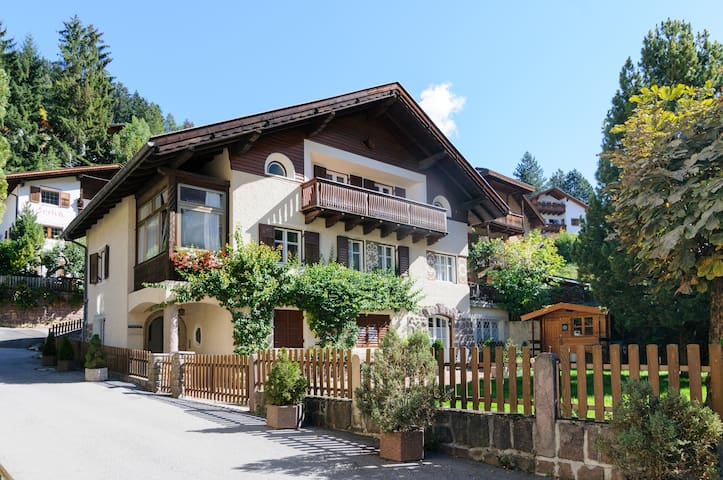 Spacious apartment in the Dolomites - Ortisei - Byt