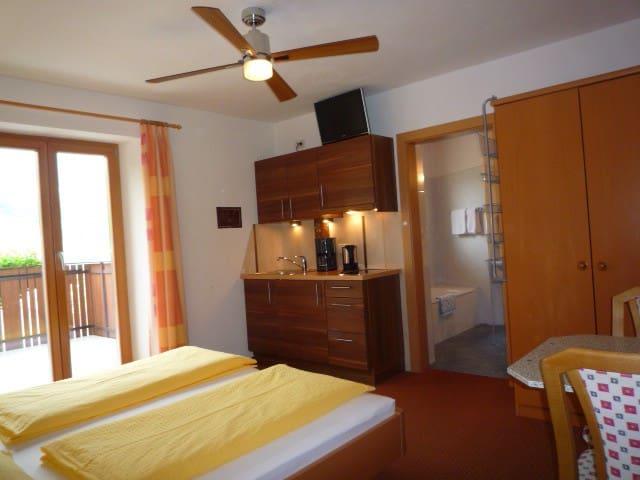 Miniappartement 20 m² in der Nähe von Meran - Kuens - 公寓