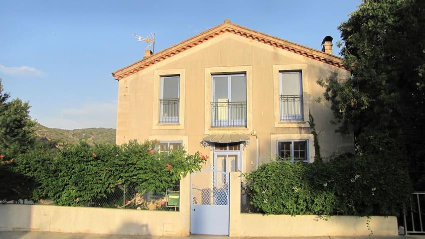 charmante maison - Paziols - Casa