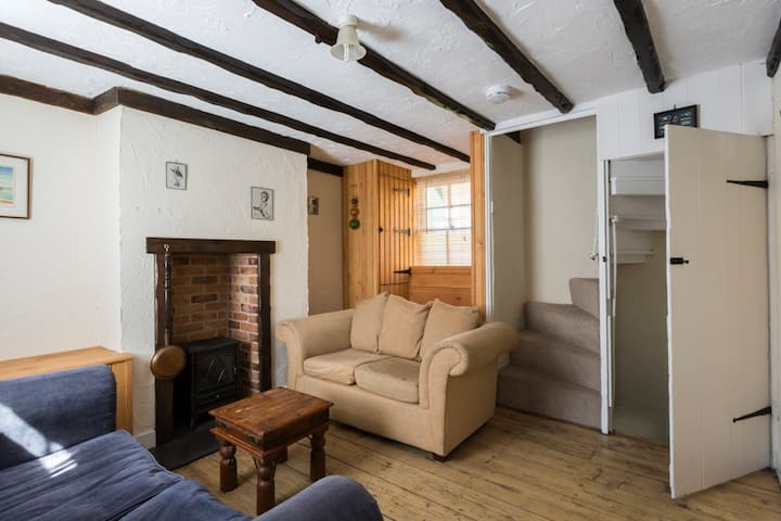 Quaint Fisherman's cottage by the beach - Broadstairs - Dom