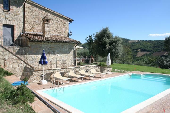 Cozy appartment in farmhouse  - Gualdo Cattaneo