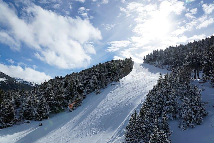 LUXURY Appart. in Andorra 5mn SKI Grandvalira WIFI - Encamp