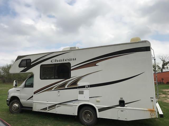 RV - Elmendorf - Camping-car/caravane