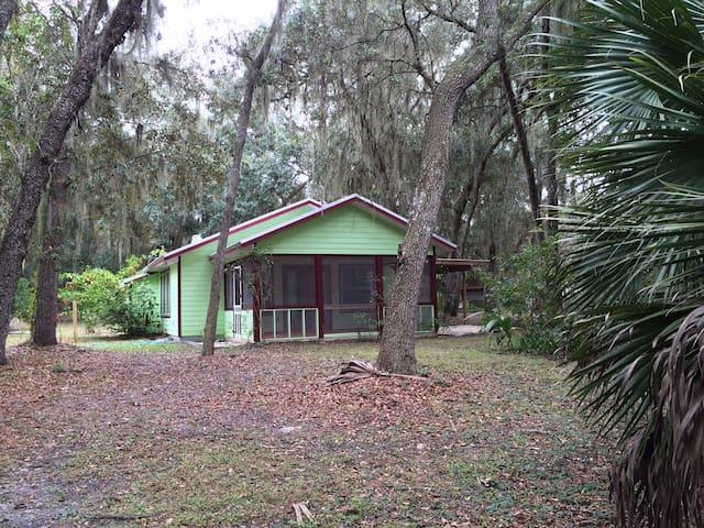 Serene Lake Cottage Near G'Ville FL - 霍桑(Hawthorne)