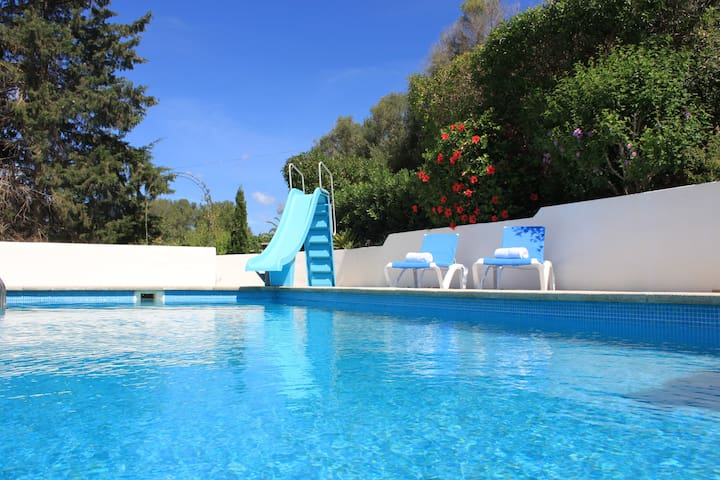 Stunning sea views, spacious private villa. - Son Vitamina - Villa