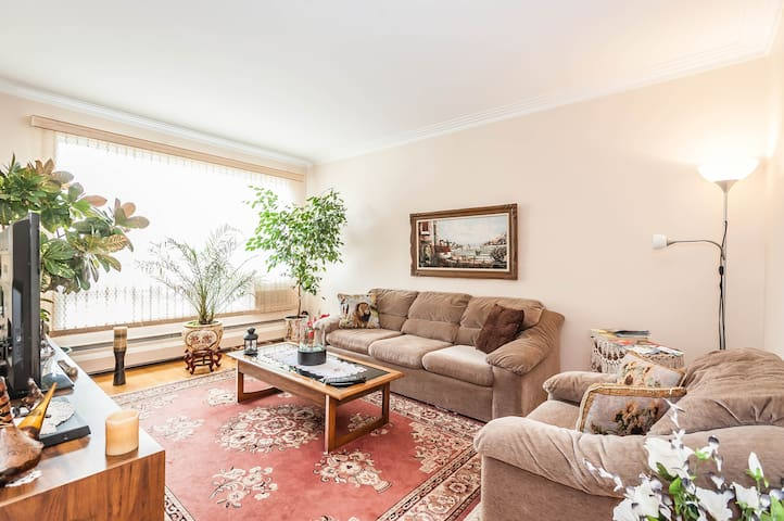 3Bed Apartment for Rent*Near DownTown Montreal* - Montreal