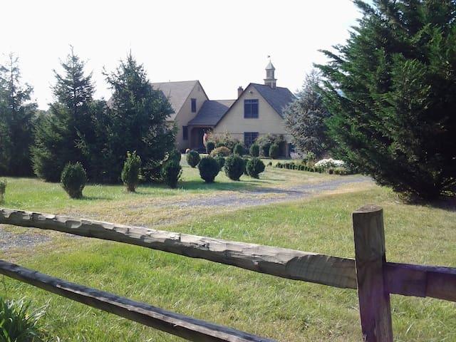 Shenandoah Mountain Majesty - Woodstock - Casa