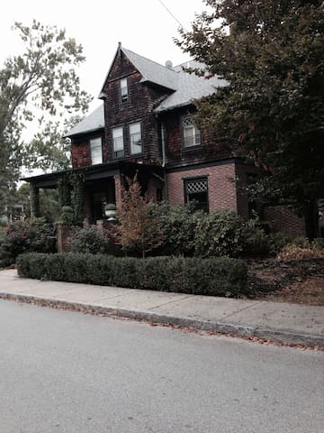Historic Home in Warren, RI. - Warren - Haus