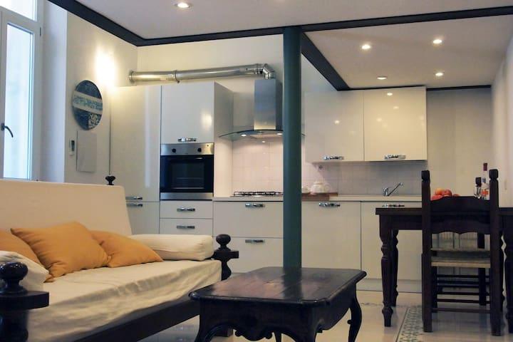 Luxury loft, heart of  Cagliari - Cagliari - Apartment