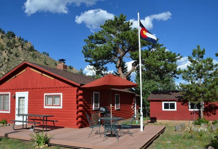 Cozy Cabin in The Colorado Rockies - Larimer County