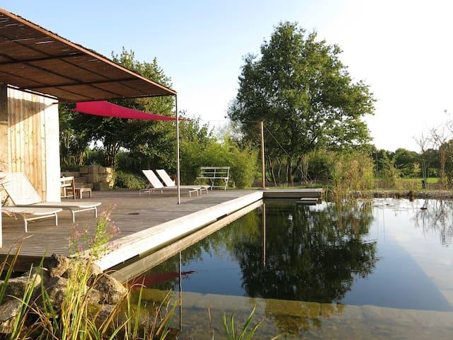 La Beurrerie, proche du Puy du Fou - Saint-André-sur-Sèvre - Huis