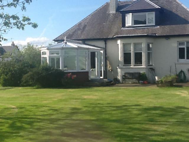 Applegarth - Self catering cottage - Stirling - Huis
