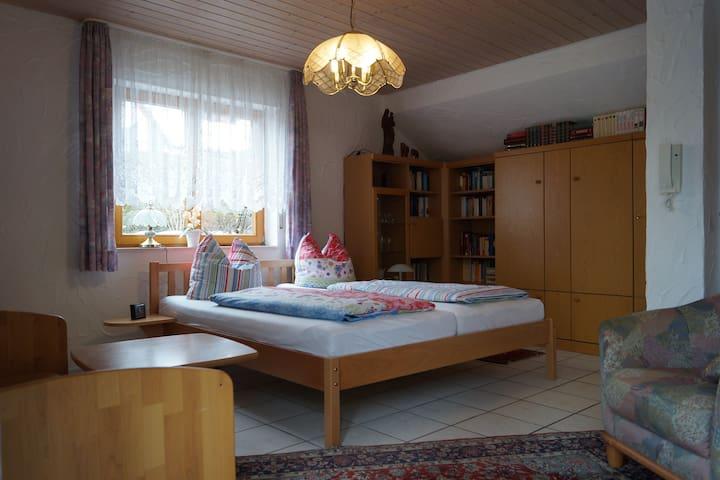 gemütliches Apartment - Aulendorf