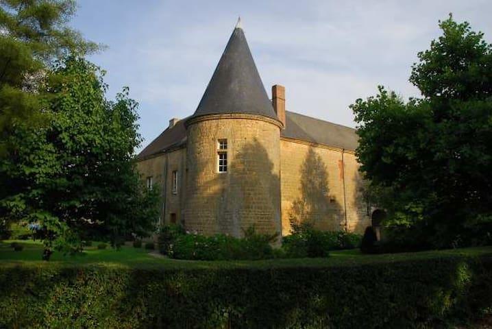 Le château de Clavy-Warby - Clavy-Warby - Château