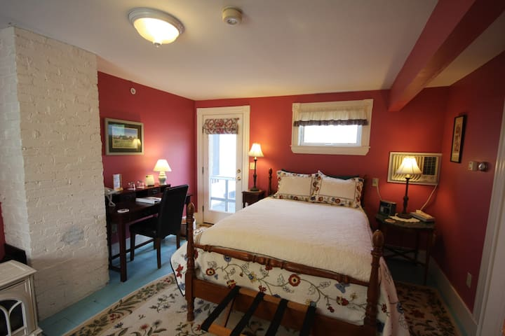 Rm.#3 Maple Hill Farm Inn - Augusta - Hallowell - Bed & Breakfast