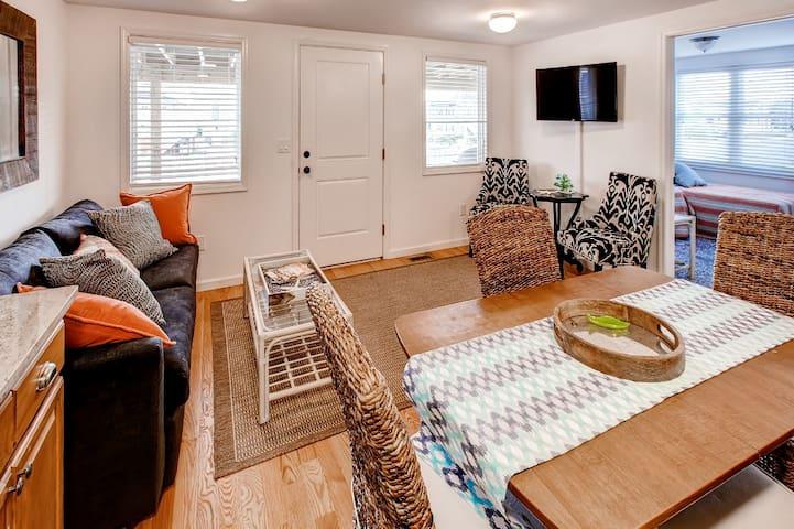 Renovated 2BR Long Beach Island Apt - Beach Haven - Lägenhet