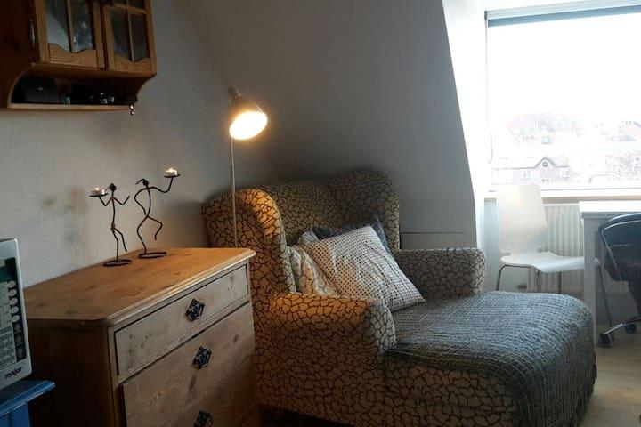 Hyggeligt lille ét værelses lejlighed - Arhus - Apartamento