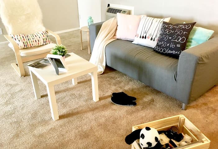 Clean & Affordable Fully Furnished Private Room - Walnut - Bed & Breakfast