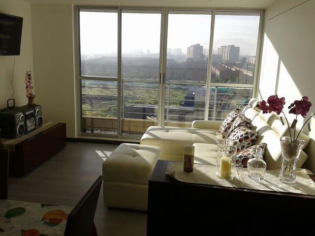 Dos habitaciones apartamento nuevo - Bogotá - Appartement