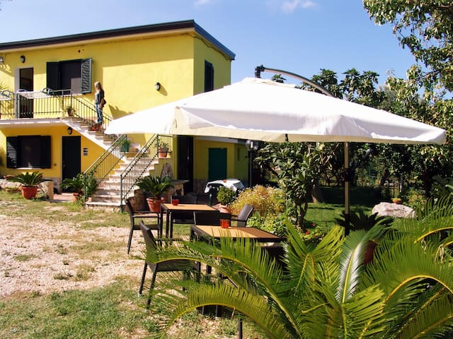 stay in bed and breakfast in Italy - Longobardi - Bed & Breakfast