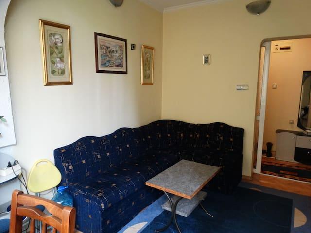 1 bedroom + Sofa bed - Smolyan - Departamento