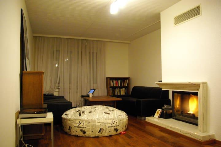 Couch in a luxury villa (couch 2) - Prague - Villa