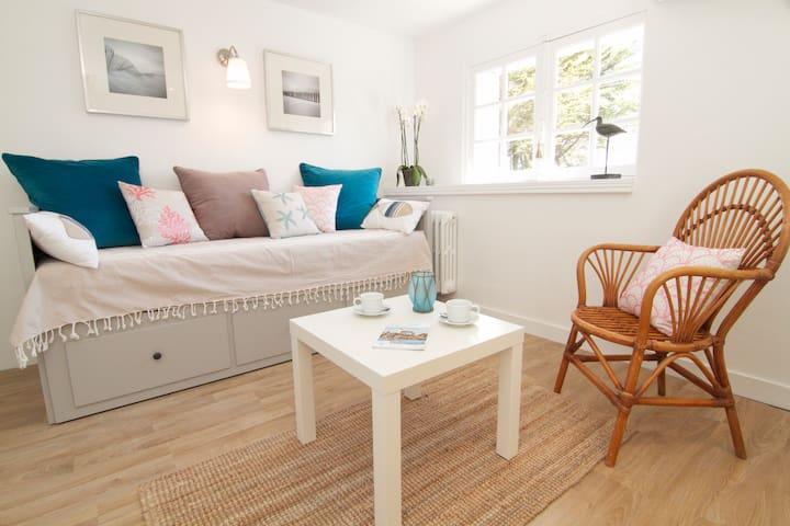 Charming studio at the beach with garden - Clohars-Carnoët - Lägenhet