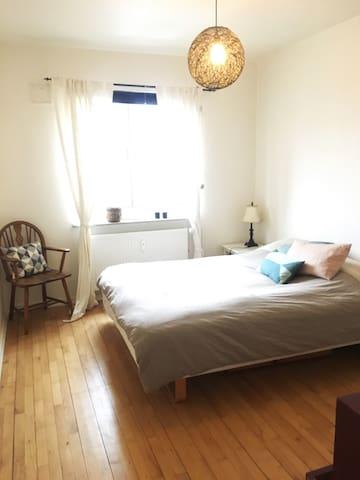 Stor lejlighed nær København - Kopenhaga - Apartament