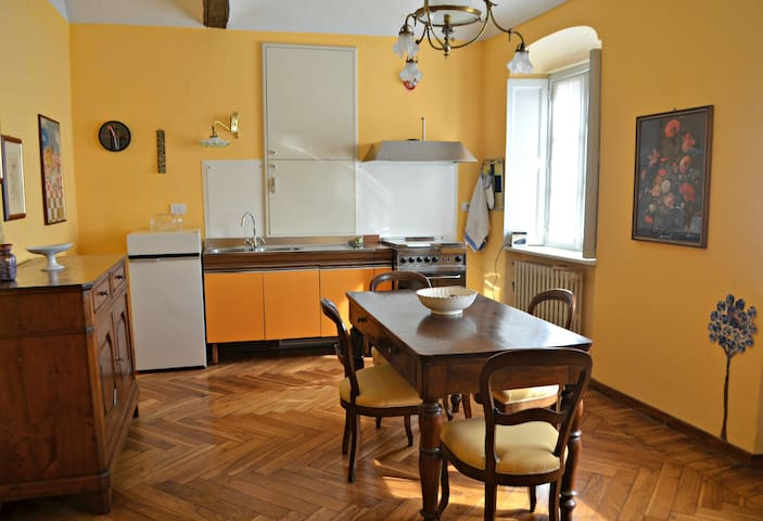 MINA HOUSE - San Damiano d'Asti - Lägenhet