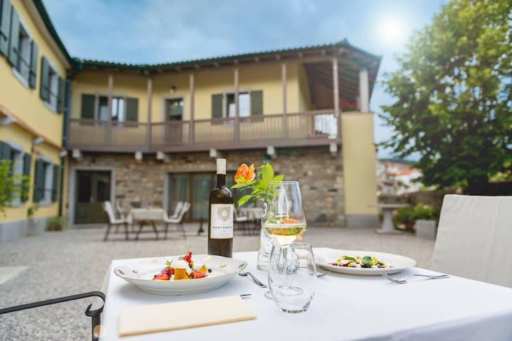 Casa Krasna Flower Suite - Lokev - Bed & Breakfast