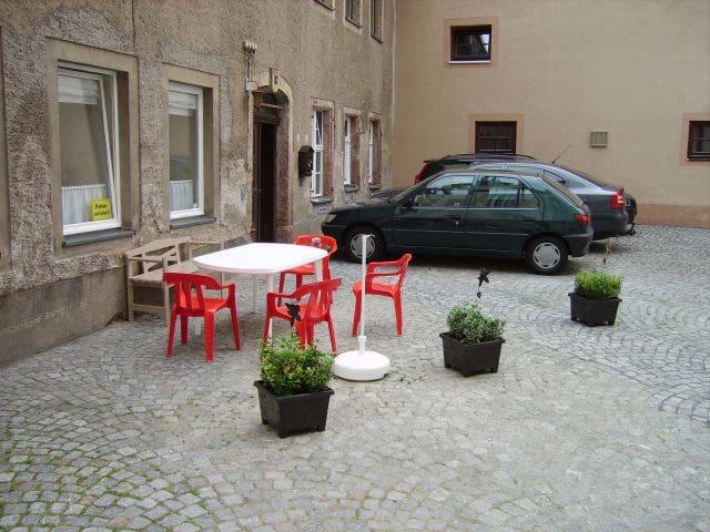 Ontdek hert Erzgebirge - Zschopau - Condomínio