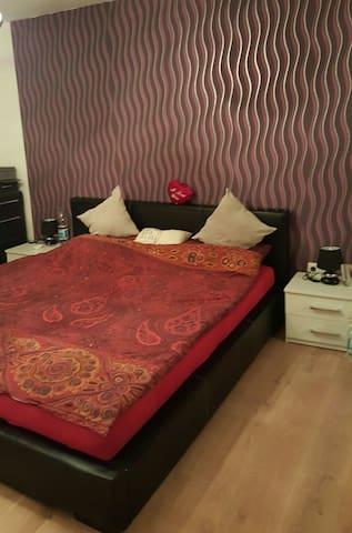 Ein gemütliches Zimmer - Pfaffenhofen an der Ilm - Apartament