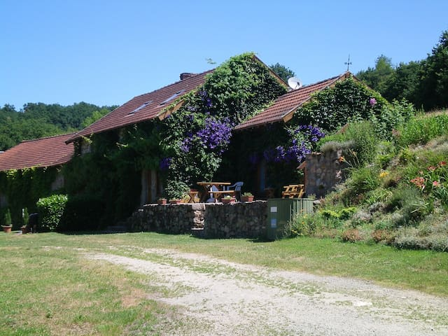 La Varache Rural Cottage 1 *** - 埃穆蒂耶爾(Eymoutiers) - 獨棟