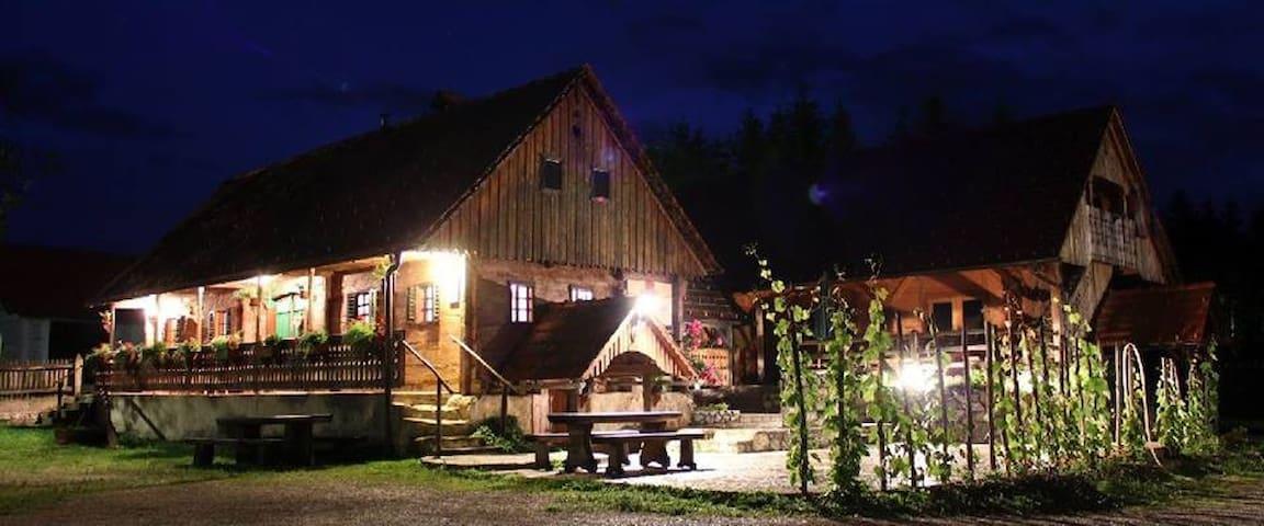 Tourist farm Pri Martinovih - Globočice - Bed & Breakfast