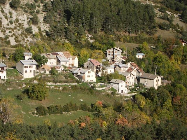 Maison de village - Saint-André-les-Alpes - Rivitalo
