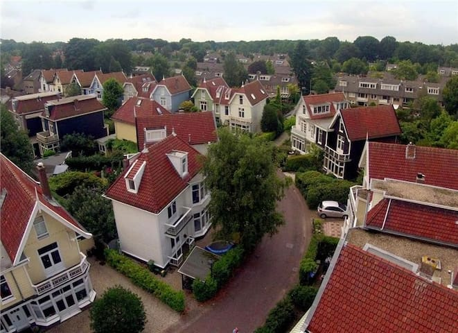 Family house with character close to Amsterdam - Naarden - Casa