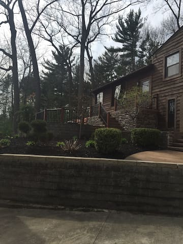 Beautiful house in Portage Lakes Akron, Ohio - Akron - Maison