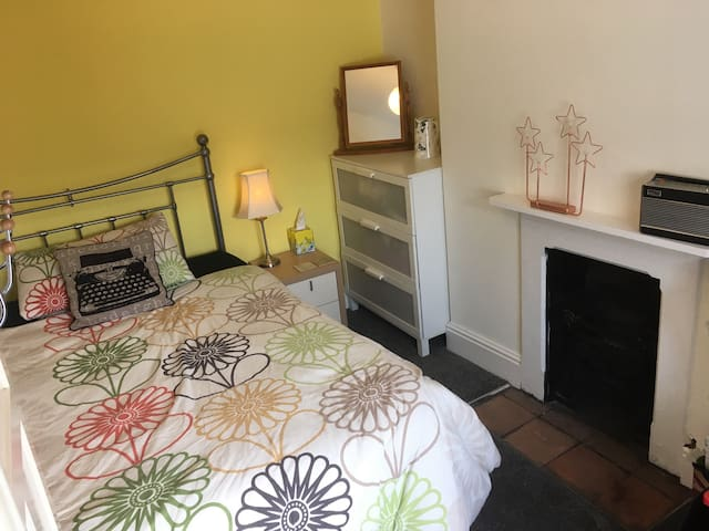 Double room in Victorian House - Near Station! - Taunton - Dům