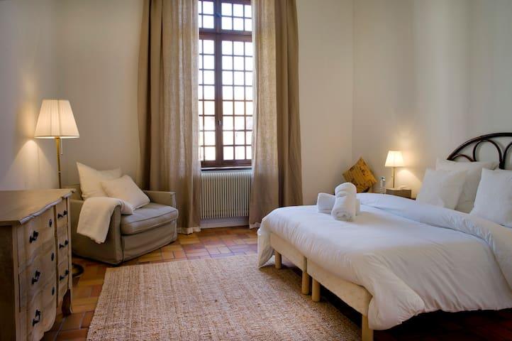 Petite Suite at the Castle of Bligny Les Beaune - Bligny-lès-Beaune - Lägenhet