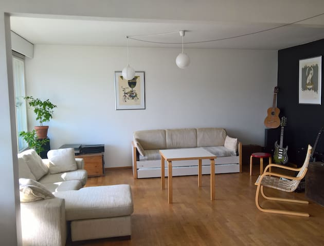 Apartment in the heart of the city - Turku - Leilighet